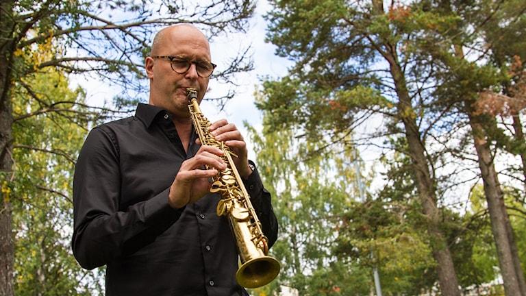 Jonas Knutsson Umeå Jazzfestival