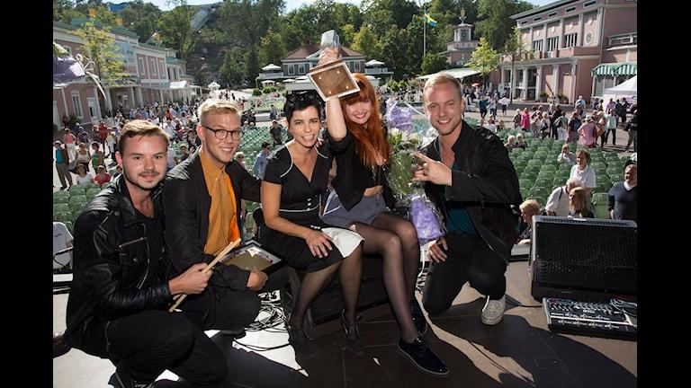 Eko vinnare av Svensktoppen nästa 2013