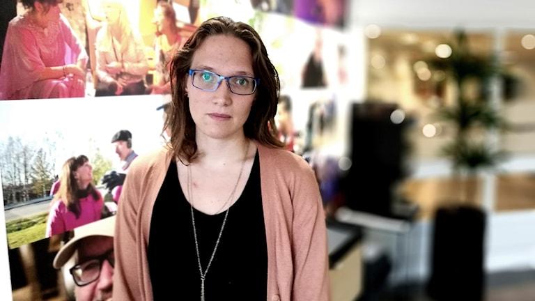 Emma Åslin Stårsta, Frisk och fri, riksföreningen mot ätstörningar