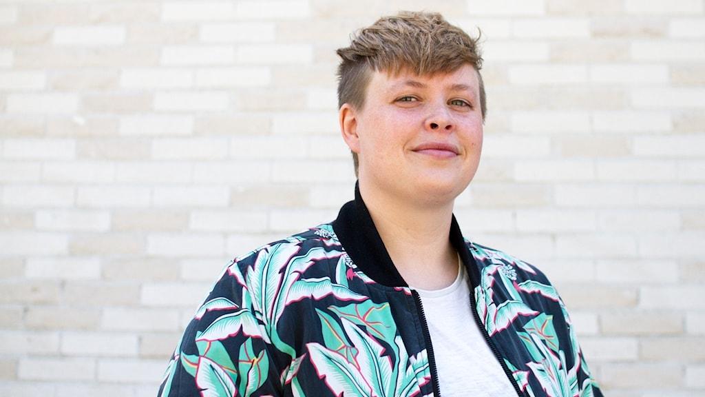 Ida Linander, doktorand i folkhälsa vid Umeå Universitet