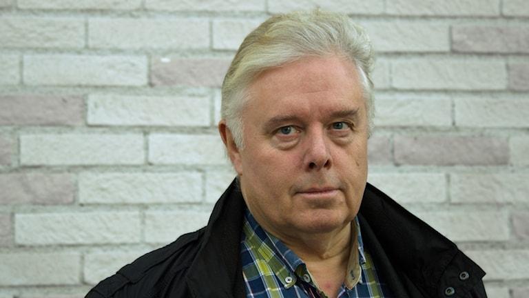 Yngve Gustafson professor i geriatrik vid Umeå universitet