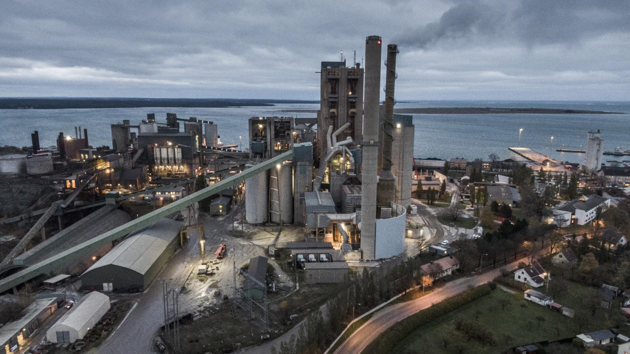 Ännu ett bakslag för Cementas kalkbrytning