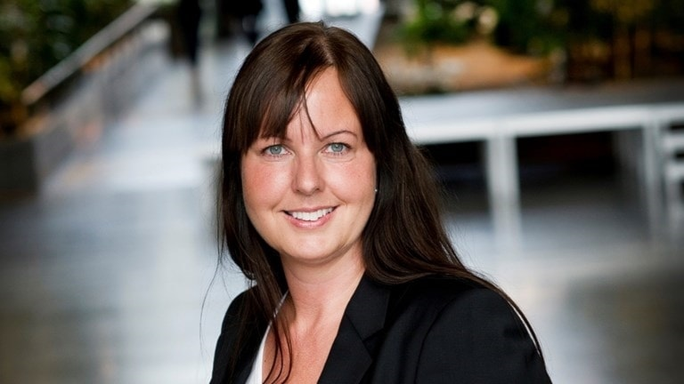 Charlotta Mellander, nationalekonom