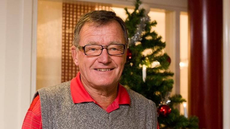 Rolf Sundström Foto: Helena Andersson/Sveriges Radio