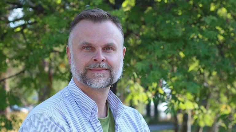 Martin Hårdstedt. Foto: Helena Ramfjord/Sveriges Radio