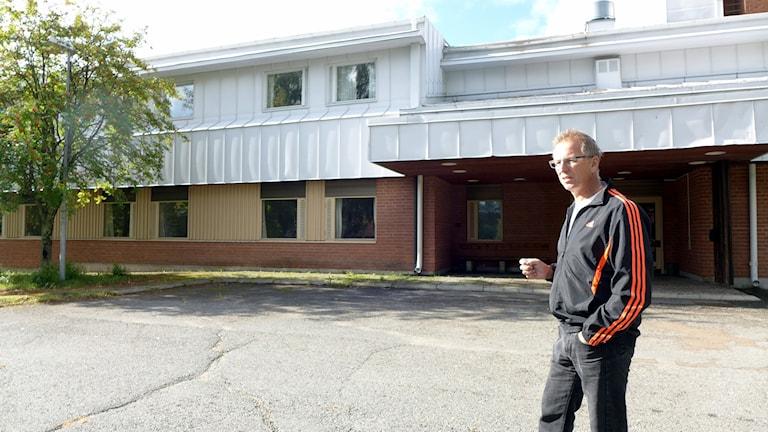 Sune Eriksson Vd Norsjö lägenheter Foto Anders Wikström SR