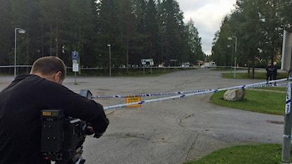 i kväll x betygsatt sex nära Umeå