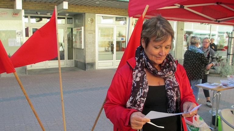 Lilly Bäcklund(S) i Lycksele