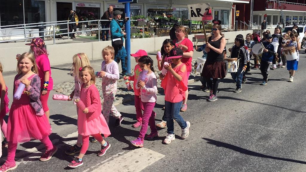 Volgsjöskolans karneval 2