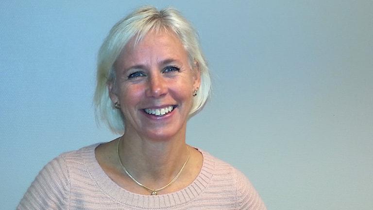 Katrin Stenlund. Foto: Privat