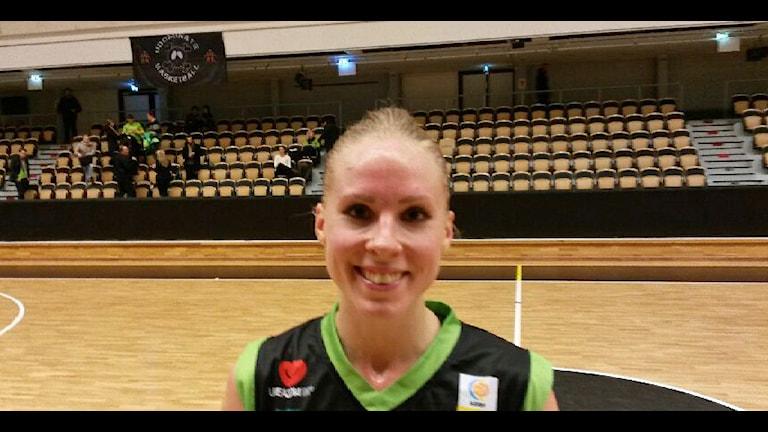 Agnes Nordström i Udominate. Foto Gunnar Berlin/SR.