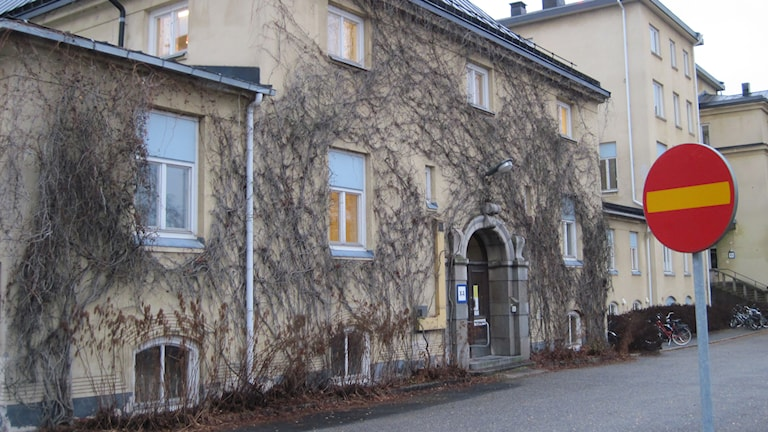 Universitetssjukhuset. Foto: Agneta Johansson/Sveriges Radio