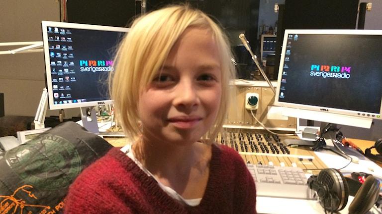 Uma från Skellefteå. Foto: Magnus Bergner/Sveriges Radio