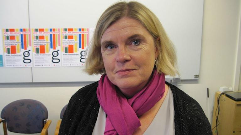 Foto Agneta Johansson/ Sveriges Radio