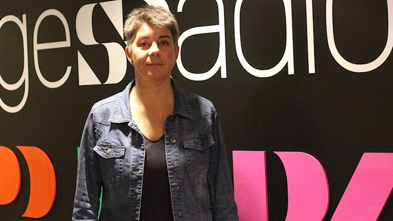 Anna Sjöstedt Wiren. Foto: Pia Diaz Bergner/Sveriges Radio