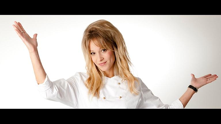Sandra Lindgren. Foto: Privat