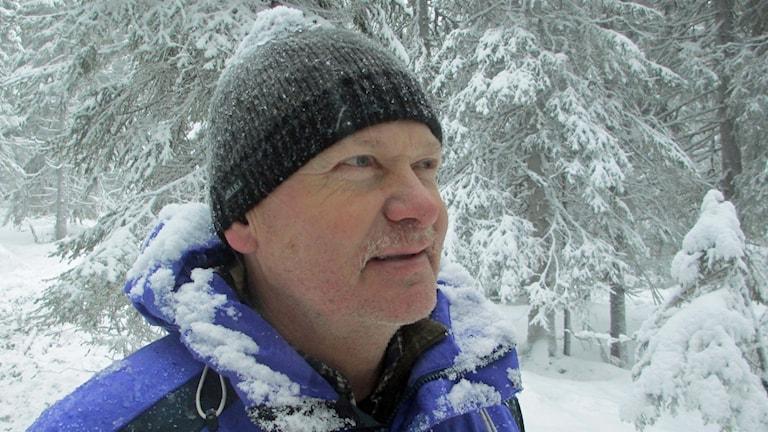 Turismföretagaren Björn Karlsson
