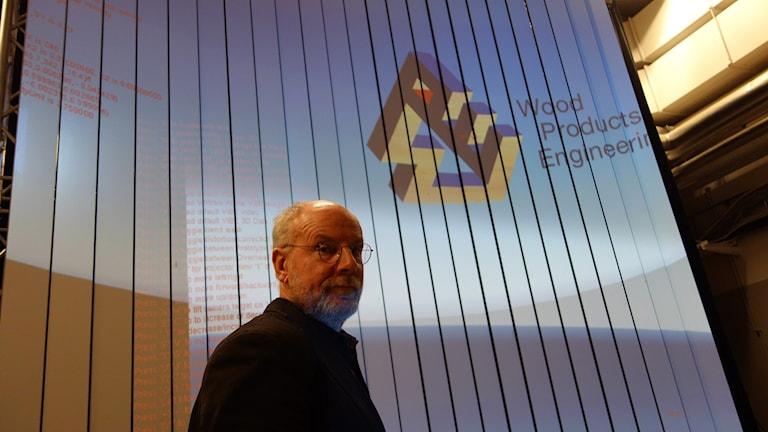 Olle Hagman professor Luleå tekniska universitet Skellefteå