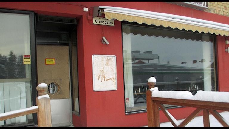 Restaurangen är stängd tills vidare