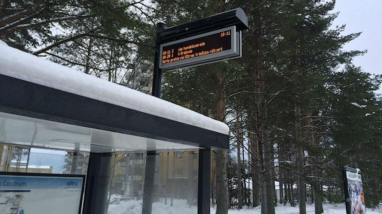 Foto: Lennart Odhström/Sveriges Radio.
