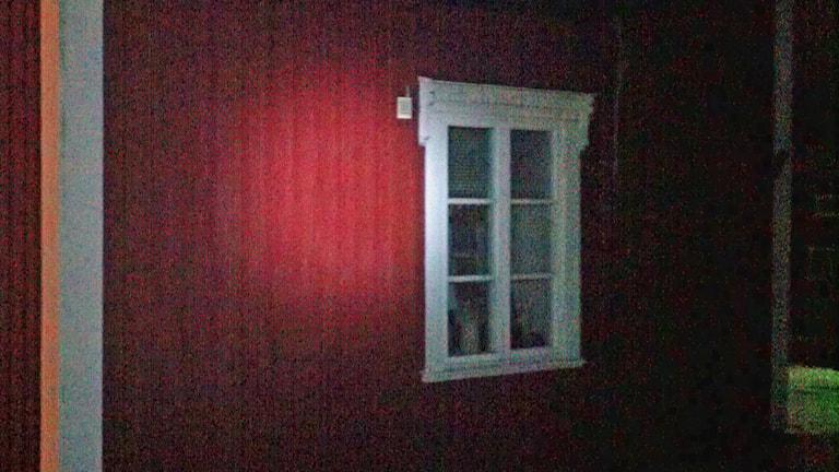 Ödehus. Foto: Peter Öberg, Sveriges Radio.