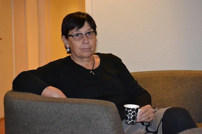 Karin Lundström (S) landstingsråd Foto Pia Diaz Bergner Sveriges Radio