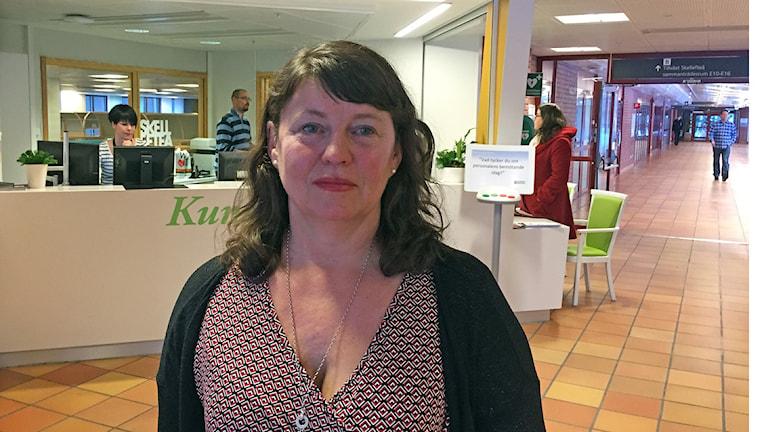 Anette Lindgren moderat Skellefteå