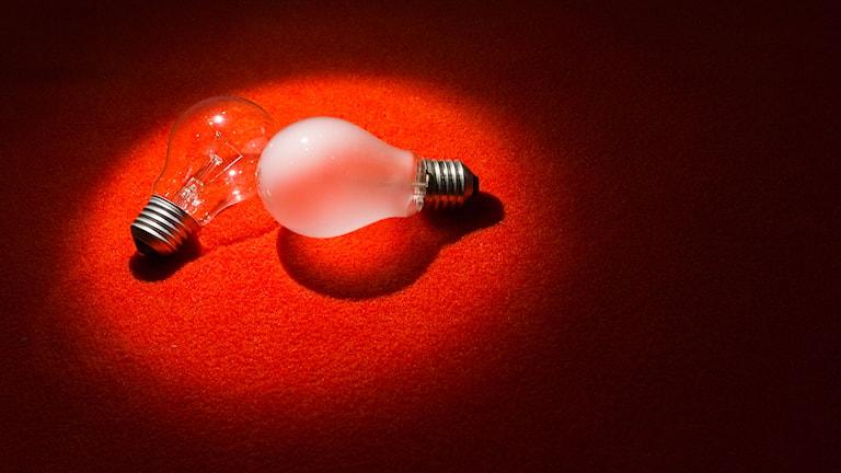 Illustrationsbild, lampa. Foto: Scanpix
