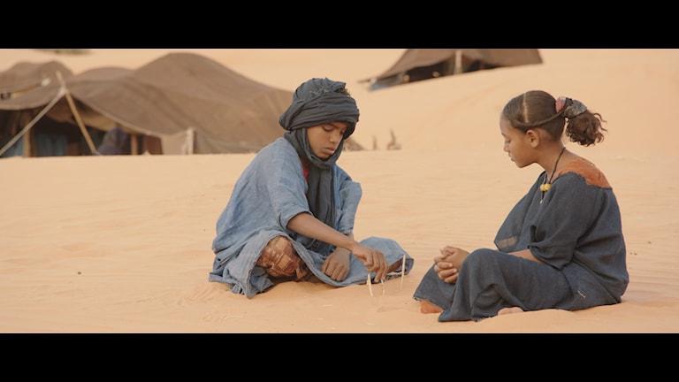 """Ur filmen """"Timbuktu"""" av Abderrahmane Sissako."""