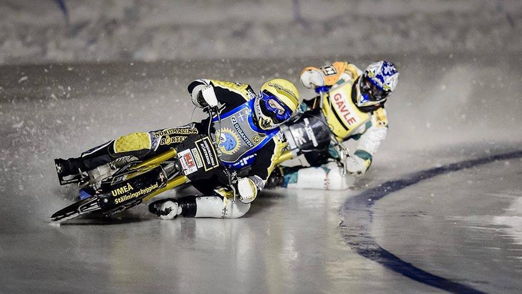 Ove Ledström Levar på väg till VM i Berlin. Foto: Jonas Eklind/deeppowder.se.