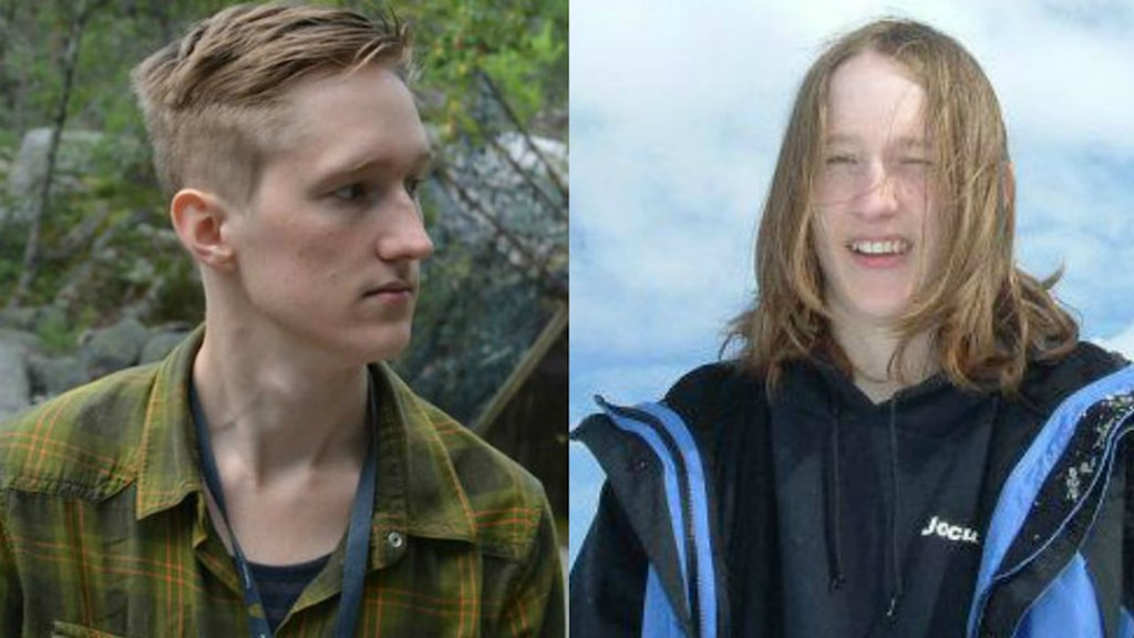 Nu och då. P4 Västerbottens Jocke Silverdal kapade hårdrocksfrillan som 18-åring. Foto: Privat