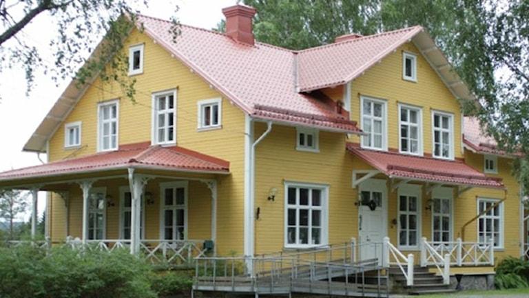 Kursgården i Kronlund.