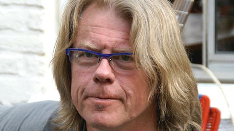 Peter Green, platschef åt Jokarjo som driver asylboende i Kronlund utanför Hällnäs. Foto: Privat