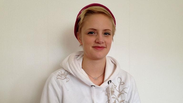P4 Västerbottens krönikör Sonja Abrahamsson. Foto: Privat