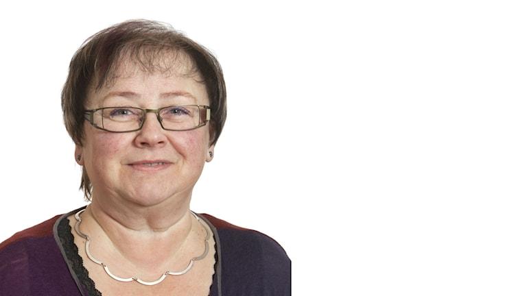 Harriet Hedlund, ordförande (S) i Umeå och socialdemokratisk landstingspolitiker i Västerbottens läns landsting. Foto: Jan Lindmark.