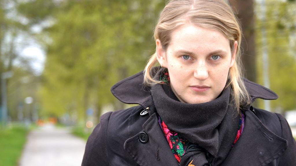 Ellika Nordström. Foto: Marilén Karlsson