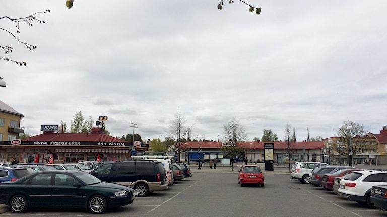 Busstorget Skellefteå