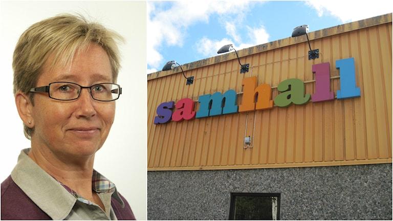 Eva-Lena Jansson (S), ledamot i Arbetsmarknadsutskottet. Foto: Riksdagens pressarkiv, Agneta Johansson/Sveriges Radio.