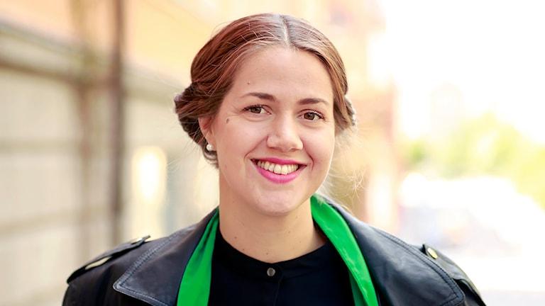 Ida Östensson. Foto: Kristina Wicksell