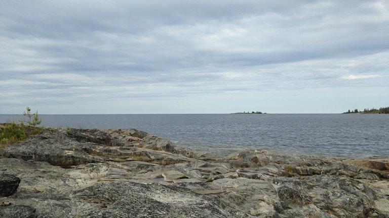 Havsvatten består till stor del av väte.