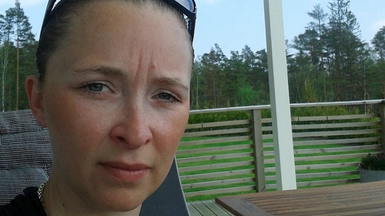 Ella Granbom vill öka kunskapen om endometrios. Foto: privat