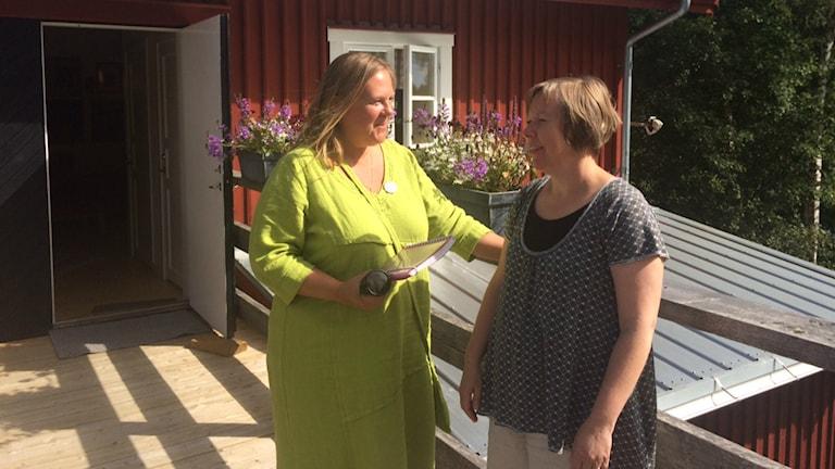 Skrivarkollo, metaforbrottning. Foto Anders Wikström