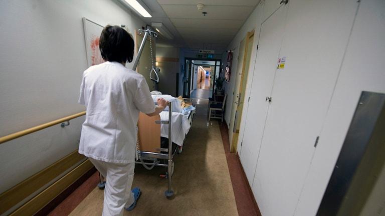 Lång väntan på operation för vissa.