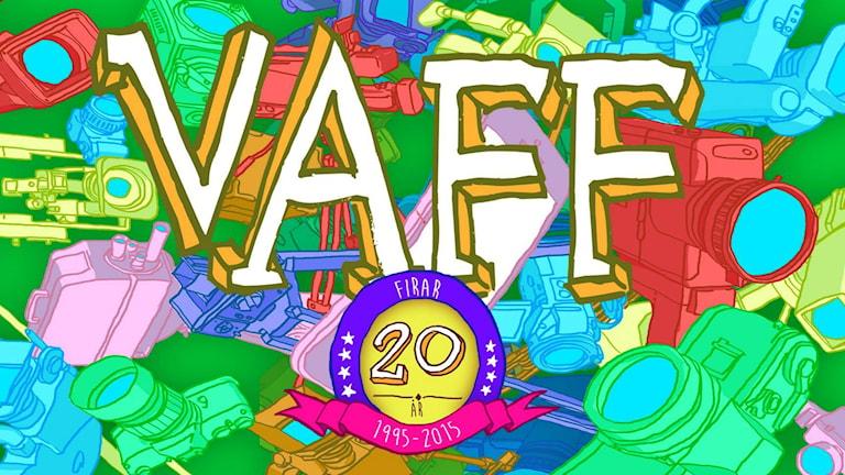 På lördag är det dags för den tjugonde upplagan av Västerbottens Amatörfilmfestival, WAFF. Foto: Region Västerbotten.