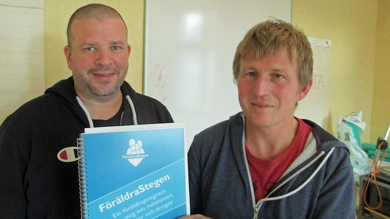 Erik Stenberg och Magnus Arvidsson