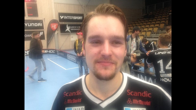 Jonas Svahn, IBK Dalen