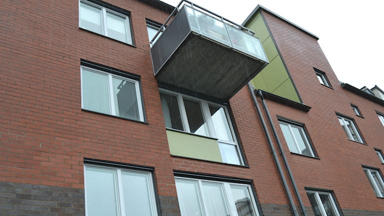 Bostadsrättspriser, lägenhetspriser, bostäder, Sandåkern
