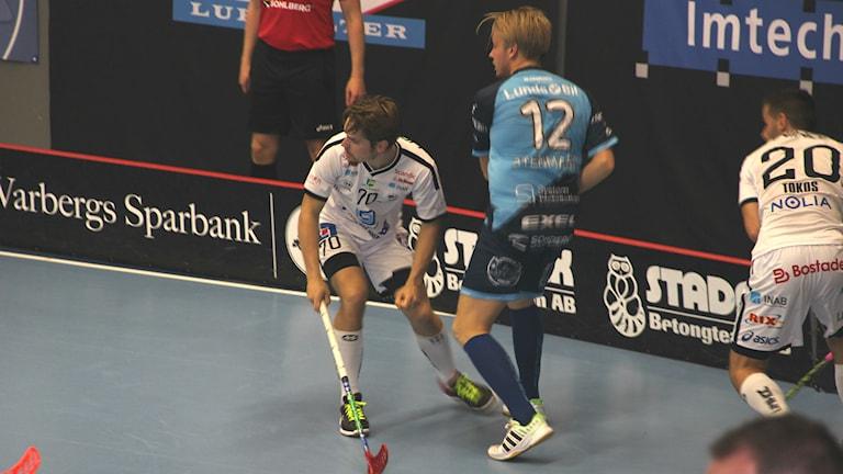 Johan Eriksson IBK Dalen. Foto: Per Söderhjelm