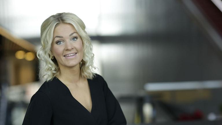 Ida Björnstad, programledare på TV4 från Stensele, Storuman