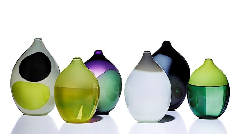 Vaser av Gunnel Sahlin Konsthantverkarna 2015 CC BY 3 0